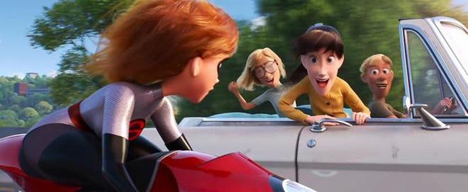 """""""Incredibles 2"""" còn 20 trứng phục sinh của gia đình siêu nhân chưa chắc bạn đã nhận ra! - ảnh 9"""