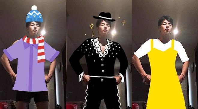Mặc quần trong khoe 6 múi, mỹ nam nhà YG lại lồ lộ bộ phận nhạy cảm đến mức thành viên cùng nhóm cũng bị sốc - ảnh 3