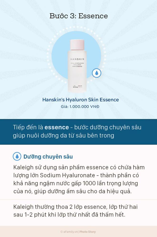 Chu trình chăm sóc da 6 bước của Hàn giúp làn da ẩm mướt căng bóng tức thì - Ảnh 6.