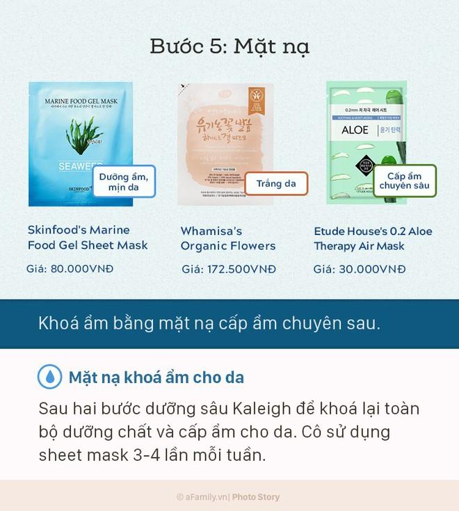 Chu trình chăm sóc da 6 bước của Hàn giúp làn da ẩm mướt căng bóng tức thì - Ảnh 10.