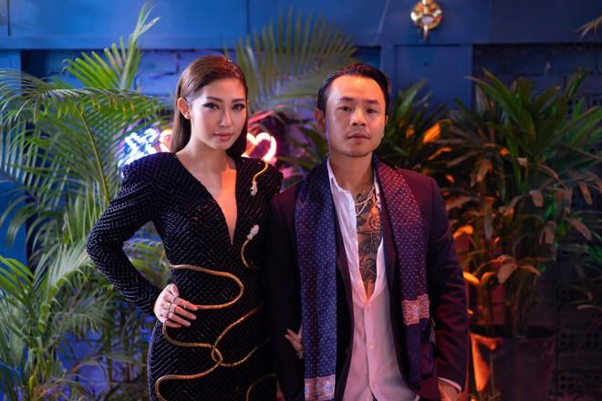 Khổng Tú Quỳnh chơi lớn dùng robot tự động lần đầu tiên có ở Vpop để quay MV mới - Ảnh 3.