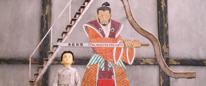 Dấu ấn của quái kiệt Nhật Bản Akira Kurosawa trong Isle of Dogs - ảnh 18