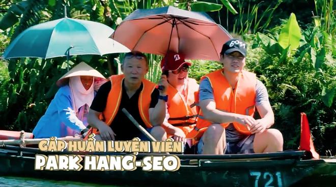 Hội ế Diệu Nhi - Sĩ Thanh - Yaya Trương Nhi bất ngờ gặp HLV Park Hang Seo tại Ninh Bình - ảnh 7