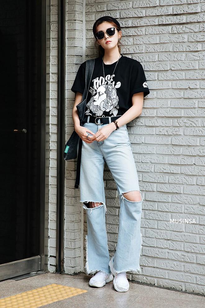 Chỉ quanh quẩn với vài công thức tầm thường mà giới trẻ Hàn vẫn gây xuýt xoa vì mặc quá đẹp - Ảnh 2.