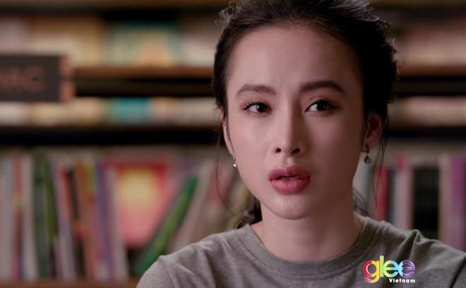Glee Việt tập áp cuối: Để ủng hộ tinh thần Angela, toàn bộ nữ sinh của Glee đồng loạt mang bầu! - ảnh 7
