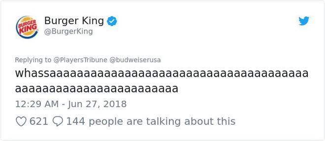 Burger King hò hét cãi nhau loạn xì với Budweiser trên mạng xã hội, cư dân mạng ngớ người khi biết sự thật - Ảnh 18.