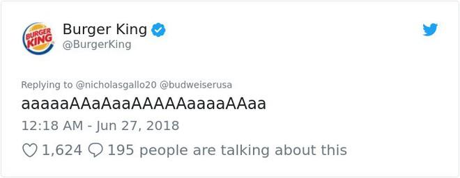 Burger King hò hét cãi nhau loạn xì với Budweiser trên mạng xã hội, cư dân mạng ngớ người khi biết sự thật - Ảnh 20.