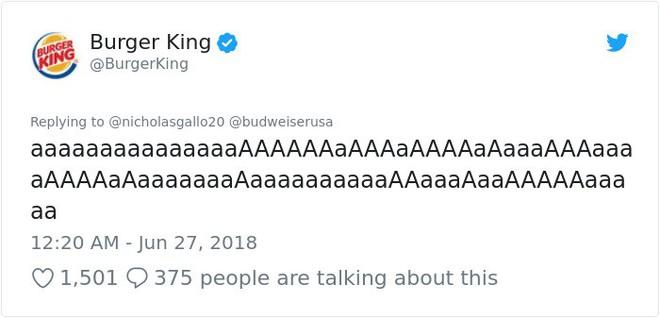 Burger King hò hét cãi nhau loạn xì với Budweiser trên mạng xã hội, cư dân mạng ngớ người khi biết sự thật - Ảnh 21.