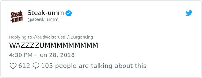 Burger King hò hét cãi nhau loạn xì với Budweiser trên mạng xã hội, cư dân mạng ngớ người khi biết sự thật - Ảnh 26.