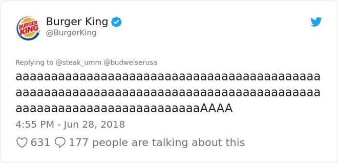 Burger King hò hét cãi nhau loạn xì với Budweiser trên mạng xã hội, cư dân mạng ngớ người khi biết sự thật - Ảnh 29.