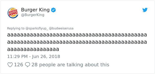 Burger King hò hét cãi nhau loạn xì với Budweiser trên mạng xã hội, cư dân mạng ngớ người khi biết sự thật - Ảnh 35.