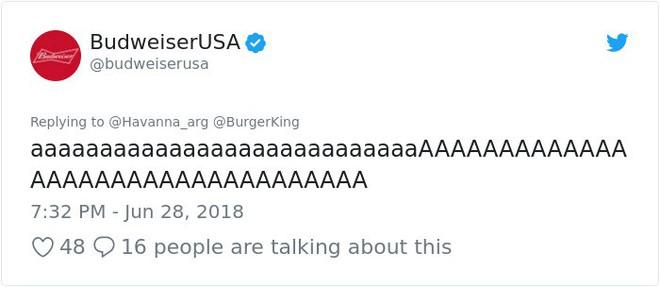 Burger King hò hét cãi nhau loạn xì với Budweiser trên mạng xã hội, cư dân mạng ngớ người khi biết sự thật - Ảnh 38.