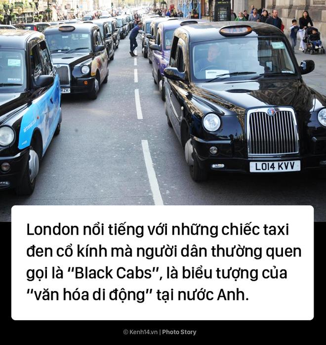 London: Trở thành tài xế taxi khó khăn như thể đi thi đại học - ảnh 1