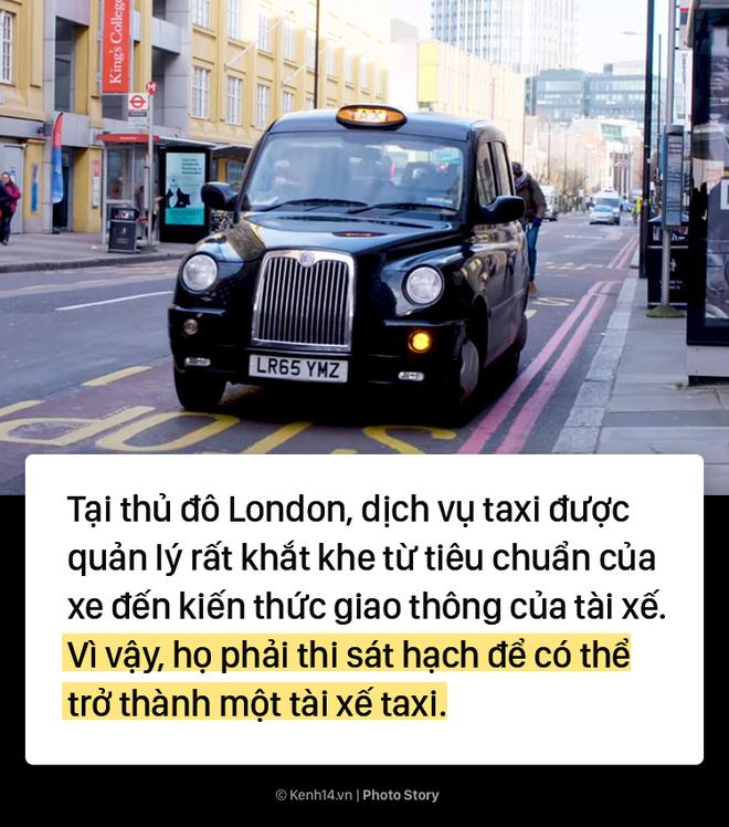 London: Trở thành tài xế taxi khó khăn như thể đi thi đại học - ảnh 2