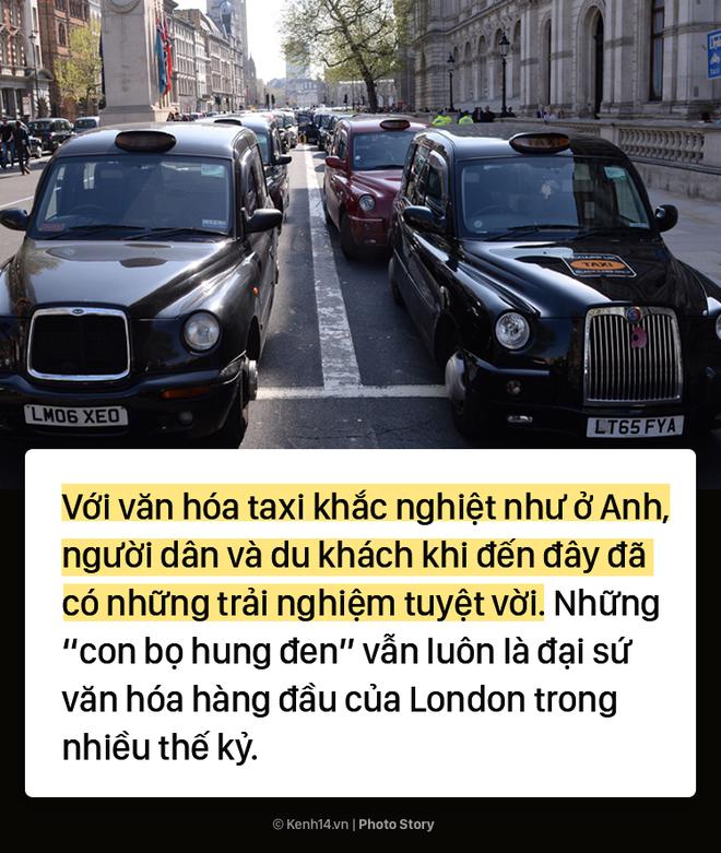 London: Trở thành tài xế taxi khó khăn như thể đi thi đại học - ảnh 6