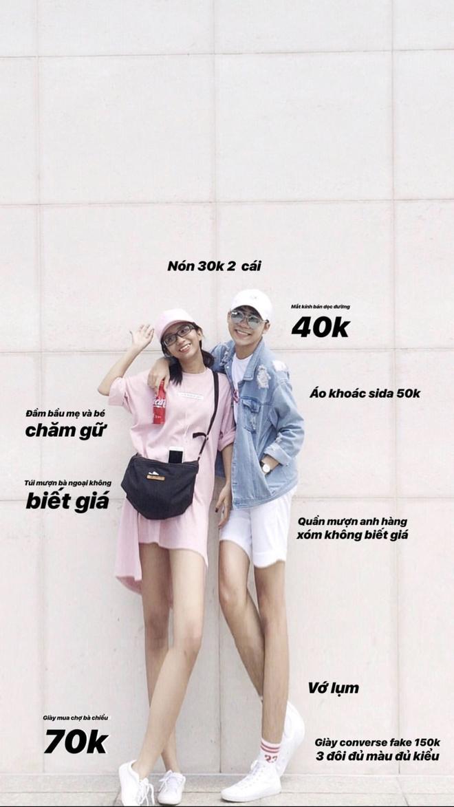 Hậu clip bóc giá outfit trăm triệu của giới trẻ, cư dân mạng thi nhau chia sẻ giá quần áo trên người - Ảnh 3.
