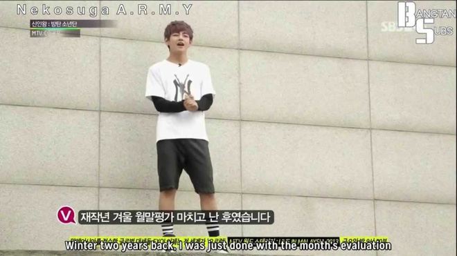 Có ai ngờ gương mặt đẹp trai số 1 thế giới V (BTS) từng bị chủ tịch Bang quên tên suốt một năm! - Ảnh 1.