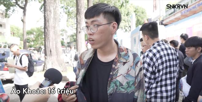 Sneaker Fest 2018: Rich Kid Việt bóc set đồ trăm triệu - Ảnh 5.