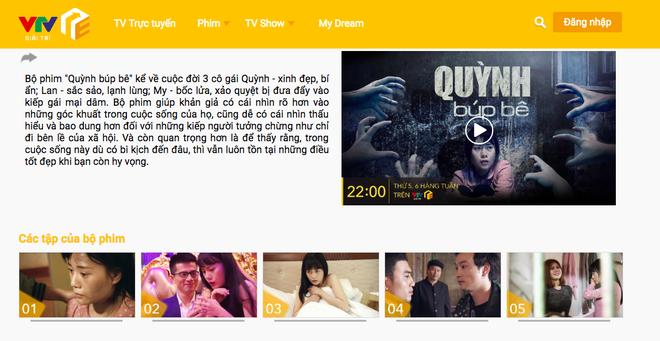 Quỳnh Búp Bê chính thức bị dừng phát sóng trên VTV từ tuần này - Ảnh 2.