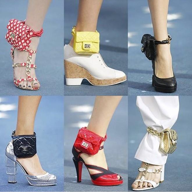 Buồn hộ Kendall Jenner: đeo túi hiệu ở chân mà ai cũng hiểu lầm cô đang bị cảnh sát kiểm soát - Ảnh 4.
