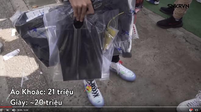 Bên lề clip khoe giá đồ tại Sneaker Fest: Các bạn trẻ Việt mặc đồ hiệu đẹp hay chưa? - ảnh 7