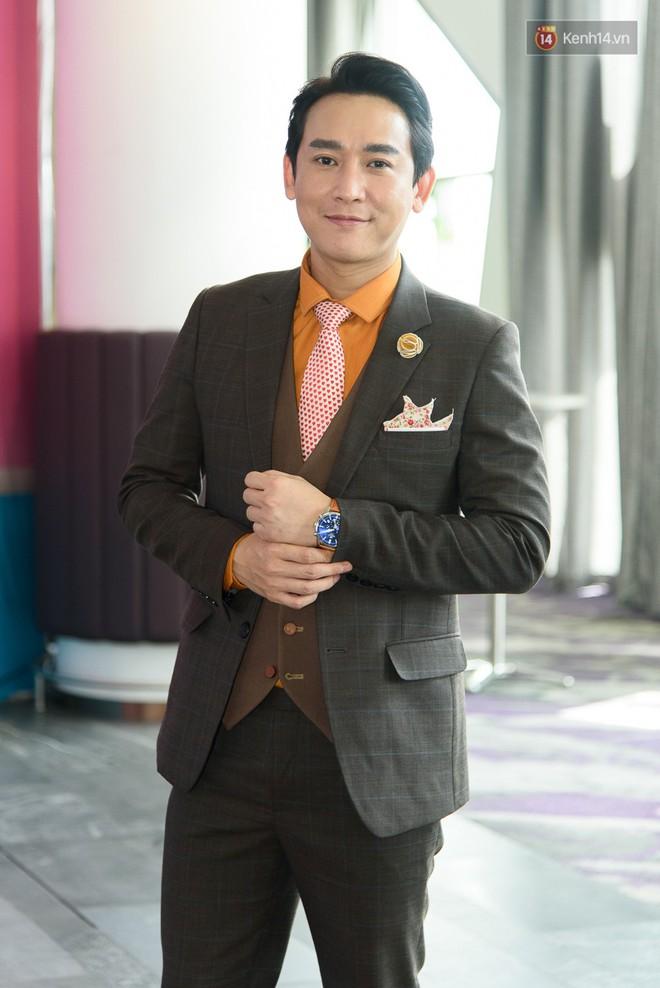 Thái Hòa tiết lộ phải khỏa thân hơn 24 giờ để làm vợ đảm của Phương Anh Đào - ảnh 1