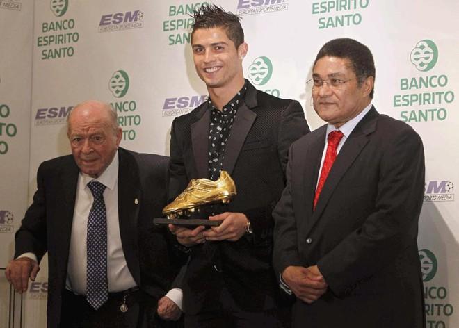 16 câu chuyện tuyệt vời khiến bạn phải có cái nhìn khác về Cristiano Ronaldo - Ảnh 1.