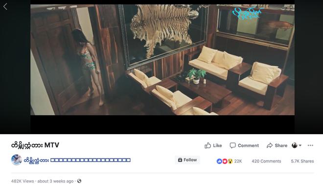 Á hậu Huyền My thả dáng trong trailer phim Myanmar lọt top tìm kiếm  - Ảnh 2.