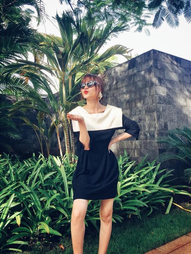 Bảo Anh diện váy hè không ngại vén cao táo bạo, Hà Hồ nghi án thả rông với áo ôm sát gợi cảm - Ảnh 12.