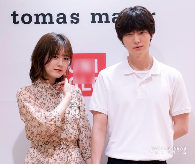 Bỗng phát tướng và liên tục che bụng, Goo Hye Sun bị nghi mang thai con đầu lòng với Ahn Jae Hyun - ảnh 11