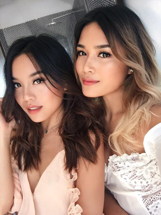 Cộng đồng Instagram Việt đang dậy sóng vì chị em gái gốc Việt vừa xinh đẹp, vừa sang chảnh và đa tài - ảnh 1