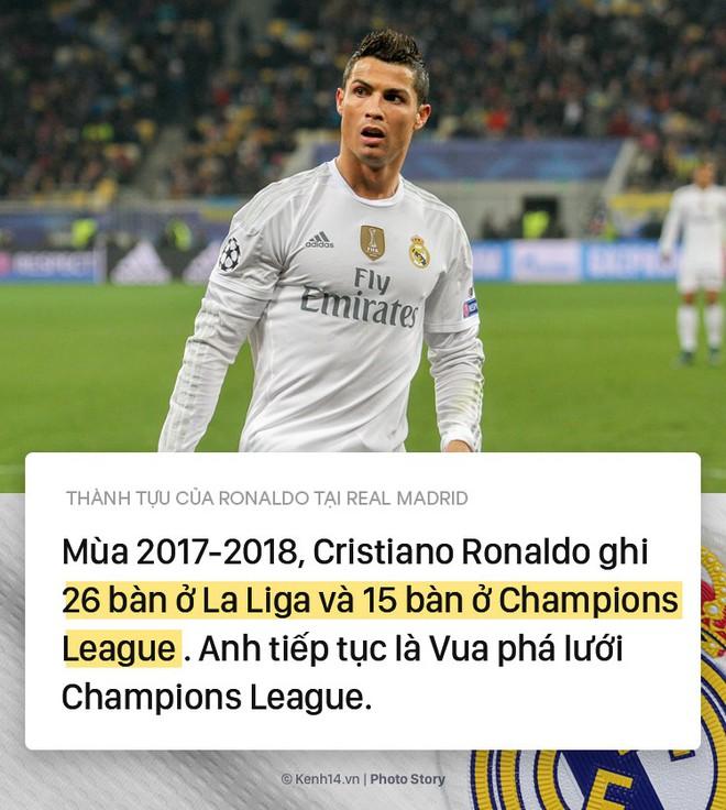 Nhìn lại những kỷ lục của Cristiano Ronaldo sau 9 năm khoác áo Real Madrid - ảnh 2