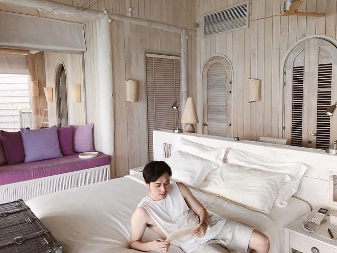 Sao Việt là con nhà trâm anh thế phiệt: Sống sang chảnh trong biệt thự dát vàng trị giá triệu đô, đi du lịch khắp nơi trên thế giới - ảnh 19