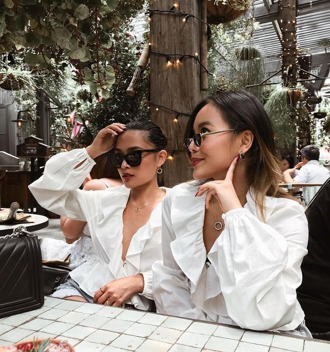 Cộng đồng Instagram Việt đang dậy sóng vì chị em gái gốc Việt vừa xinh đẹp, vừa sang chảnh và đa tài - ảnh 23
