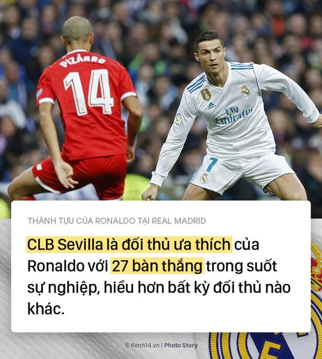 Nhìn lại những kỷ lục của Cristiano Ronaldo sau 9 năm khoác áo Real Madrid - ảnh 3