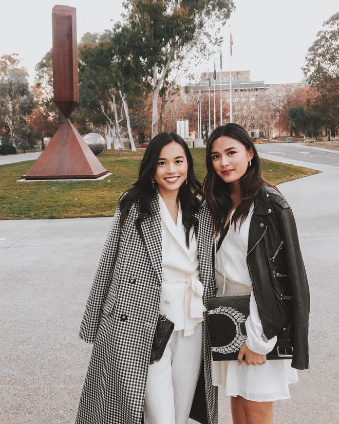 Cộng đồng Instagram Việt đang dậy sóng vì chị em gái gốc Việt vừa xinh đẹp, vừa sang chảnh và đa tài - ảnh 20