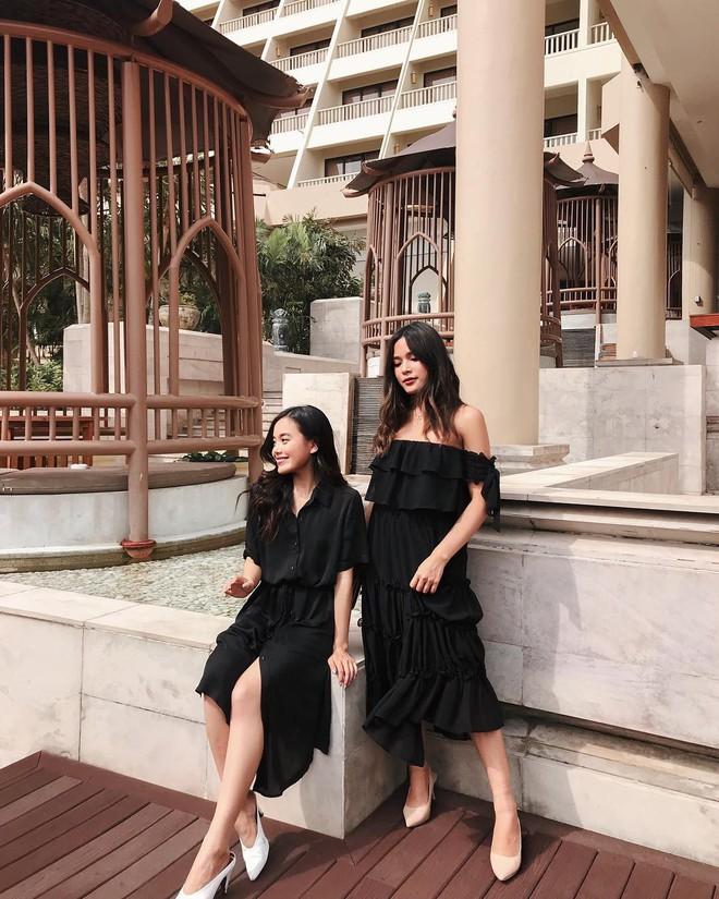Cộng đồng Instagram Việt đang dậy sóng vì chị em gái gốc Việt vừa xinh đẹp, vừa sang chảnh và đa tài - ảnh 2