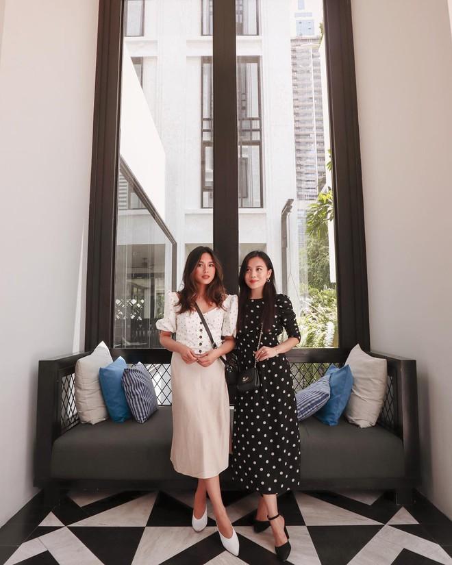 Cộng đồng Instagram Việt đang dậy sóng vì chị em gái gốc Việt vừa xinh đẹp, vừa sang chảnh và đa tài - ảnh 3