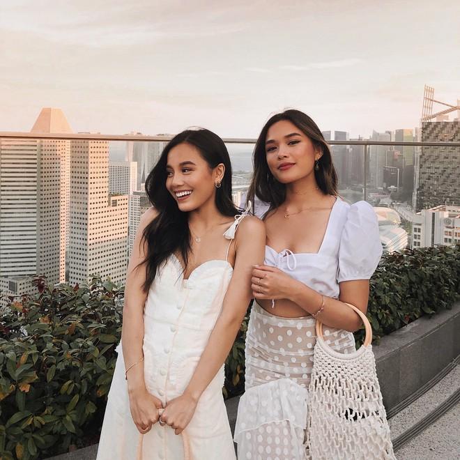 Cộng đồng Instagram Việt đang dậy sóng vì chị em gái gốc Việt vừa xinh đẹp, vừa sang chảnh và đa tài - ảnh 6