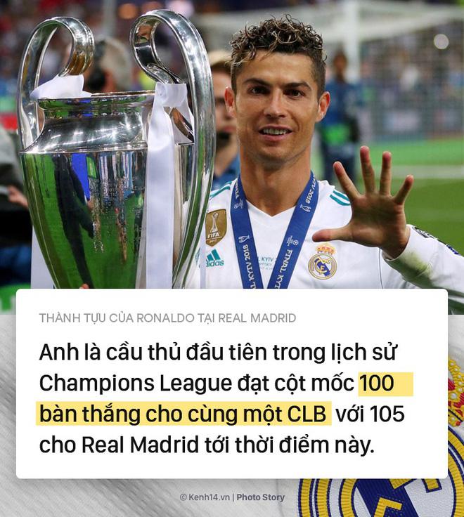 Nhìn lại những kỷ lục của Cristiano Ronaldo sau 9 năm khoác áo Real Madrid - ảnh 4
