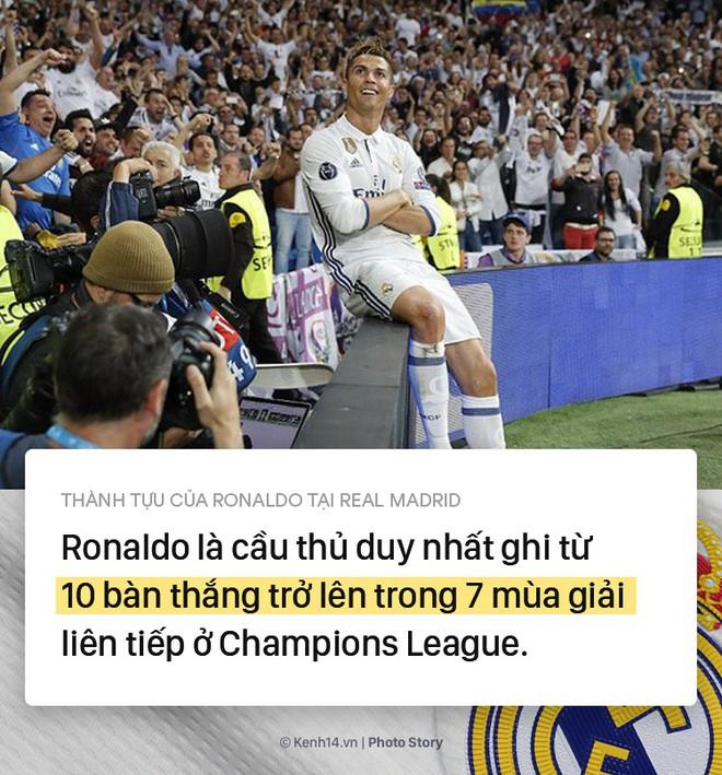 Nhìn lại những kỷ lục của Cristiano Ronaldo sau 9 năm khoác áo Real Madrid - ảnh 6