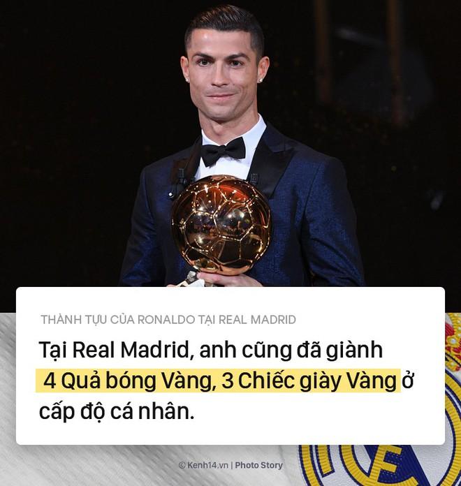 Nhìn lại những kỷ lục của Cristiano Ronaldo sau 9 năm khoác áo Real Madrid - ảnh 8