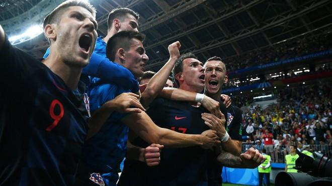 Hãy ngả mũ thán phục đội tuyển Croatia! Góp mặt ở chung kết World Cup 2018 sau 3 trận liên tiếp phải đấu thêm hiệp phụ - Ảnh 8.