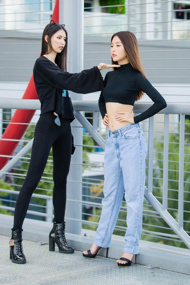 Quỳnh Anh Shyn nhờ Thùy Dương chỉ dạy catwalk, hứa hẹn sẽ phá đảo đường băng thời gian tới - ảnh 5