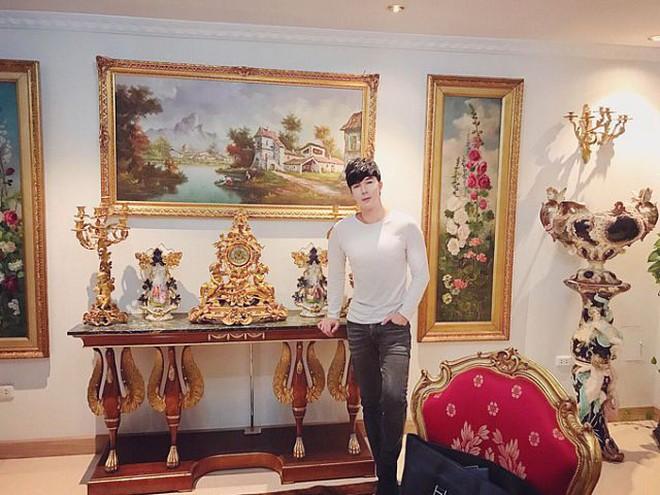 Sao Việt là con nhà trâm anh thế phiệt: Sống sang chảnh trong biệt thự dát vàng trị giá triệu đô, đi du lịch khắp nơi trên thế giới - ảnh 8