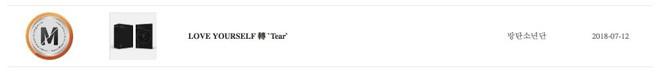 """Kỉ lục nối tiếp kỉ lục: BTS trở thành nhóm nhạc đầu tiên nhận được chứng nhận """"triệu bản"""" từ Gaon - Ảnh 2."""
