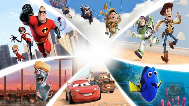 18 bí mật nửa thật nửa ngờ gây sốc ẩn chứa trong hoạt hình Pixar - ảnh 3