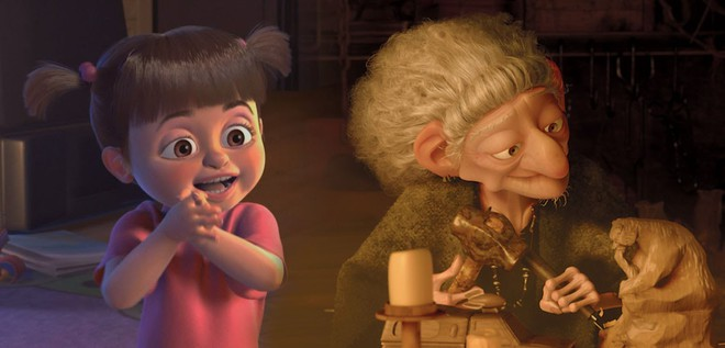 18 bí mật nửa thật nửa ngờ gây sốc ẩn chứa trong hoạt hình Pixar - ảnh 5