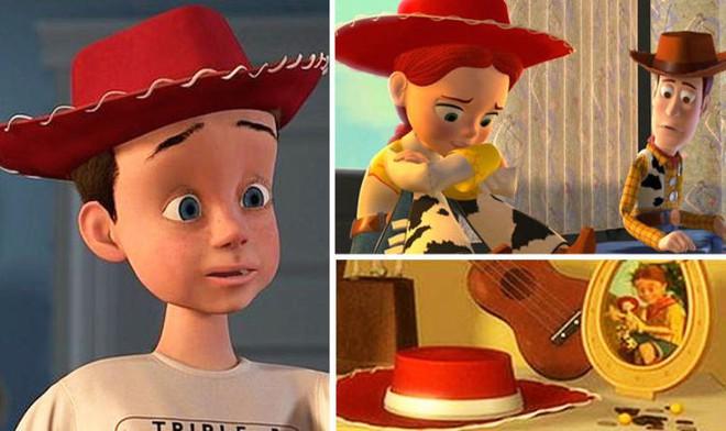18 bí mật nửa thật nửa ngờ gây sốc ẩn chứa trong hoạt hình Pixar - ảnh 6