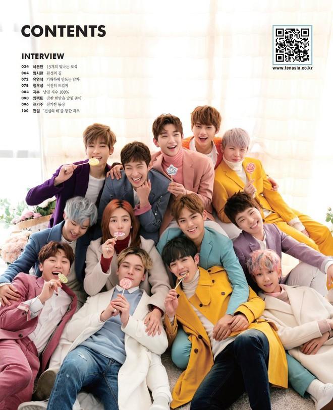 Tự sáng tác âm nhạc cho chính mình, đây đích thị là những idolgroup tài năng nhất Kpop - Ảnh 7.